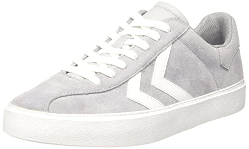 Hummel Diamant Highrise, Zapatillas para Mujer, Gris (Alloy), 38 EU amazon-shoes el-gris