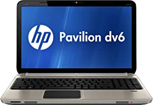 "HP Pavilion dv6-6b26us 15.6"" Laptop (i3-2330M Processor, 6GB DDR 3, 640GB HD, Windows 7, Beats Audio, Bluetooth, HDMI, WebCam)"