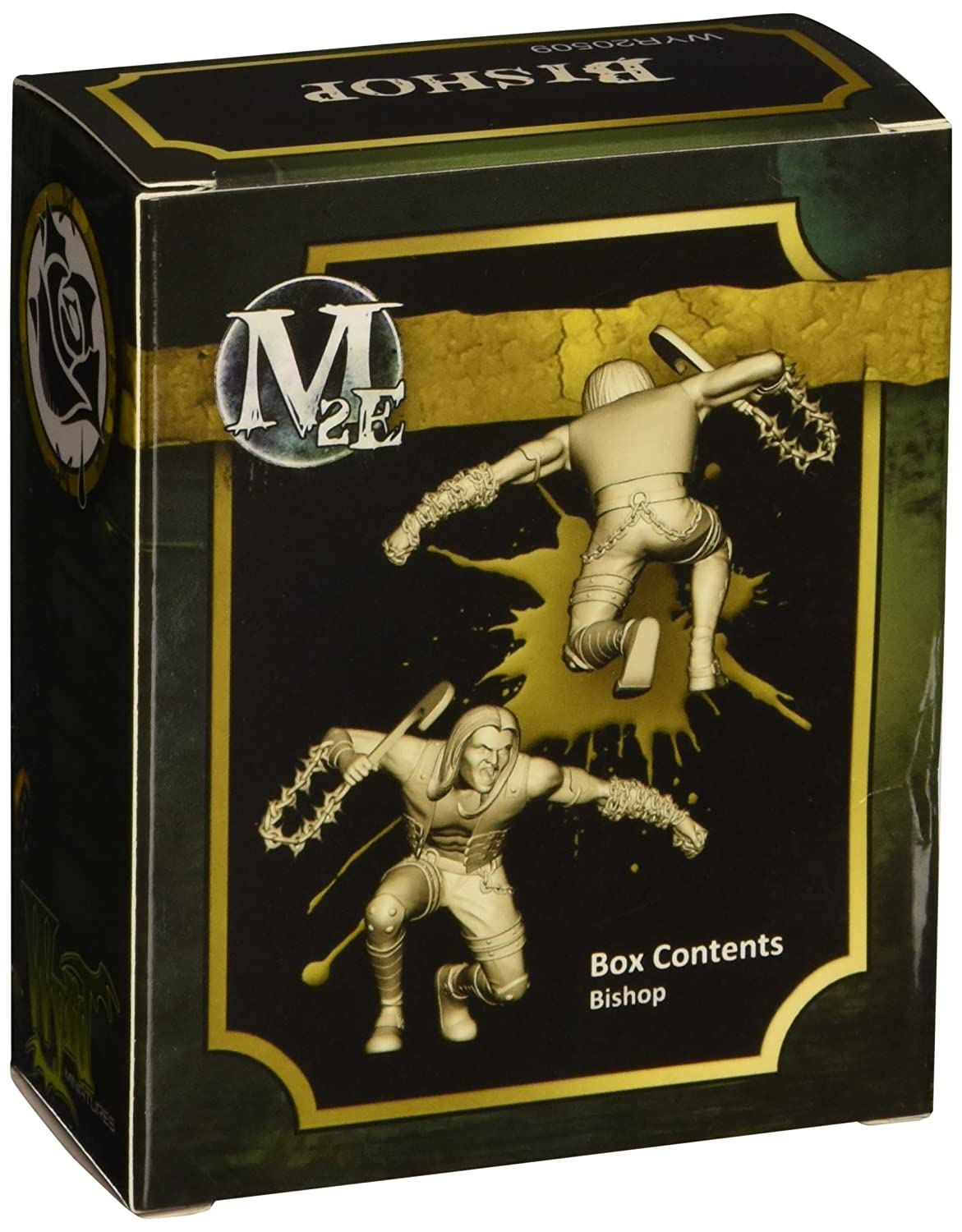 Wyrd Miniatures Malifaux Outcast Bishop Model Kit Lion Rampant Imports Ltd WYR20509