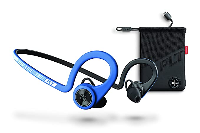 Plantronics BackBeat FIT Power Blue Boost Edition - Auriculares ...