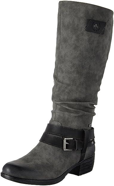 Rieker 93158 Damen Langschaft Stiefel  Rieker  Amazon.de  Schuhe ... 41cec3bc1e