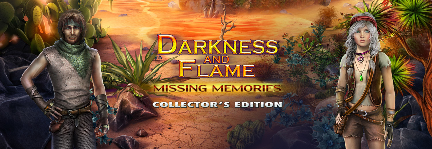 (Darkness and Flame: Missing Memories Collector's Edition [Download] )