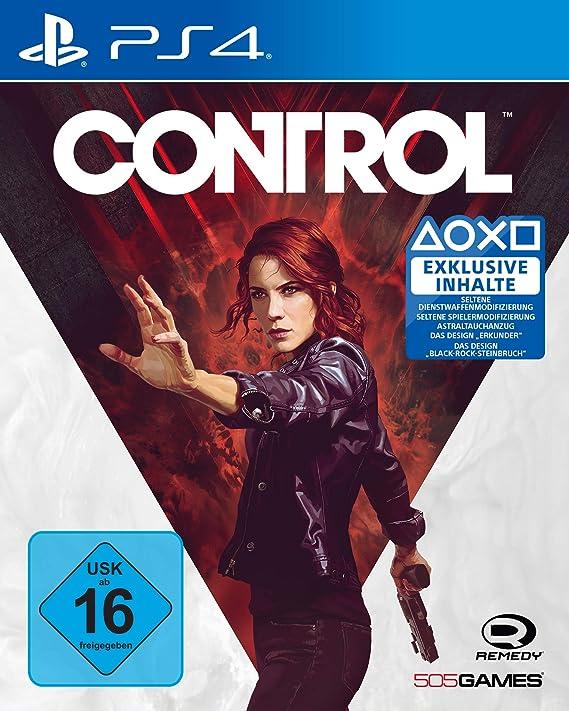 Control (PlayStation PS4): Amazon.es: Videojuegos