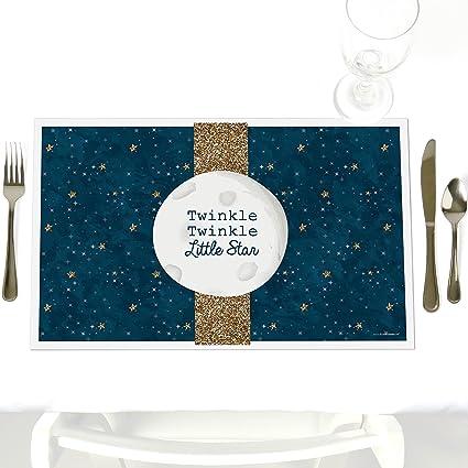 0399c2d7b0 Amazon.com  Twinkle Twinkle Little Star - Party Table Decoration ...