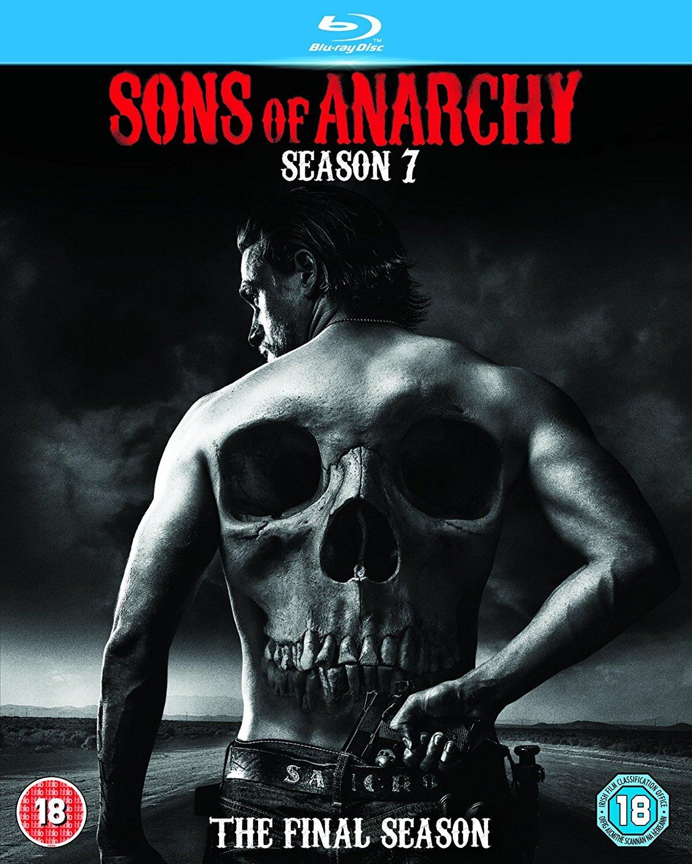 Amazon Com Sons Of Anarchy Season 7 Blu Ray Region Free Movies Tv
