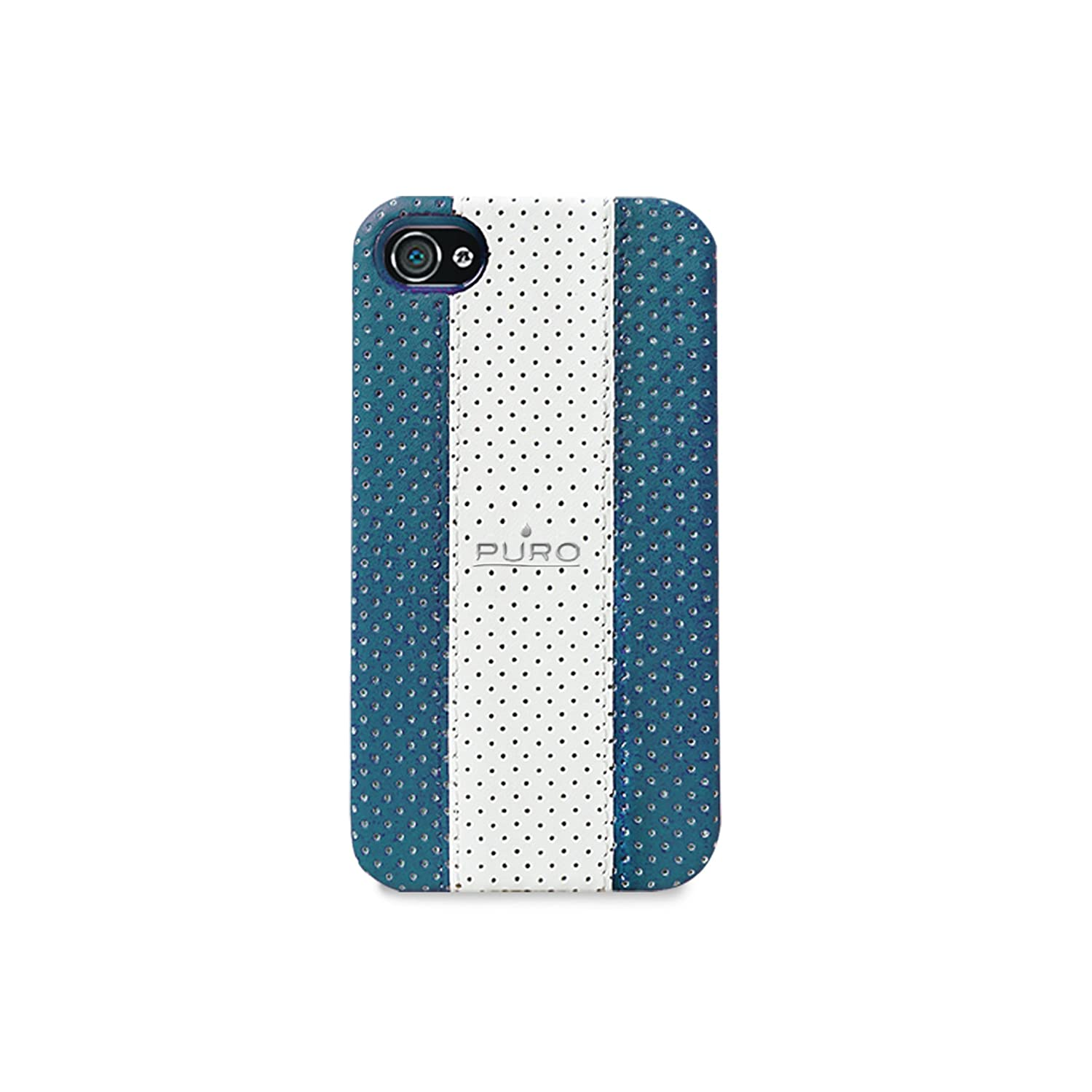 Puro Eco-Leder Cover iPhone Backcover