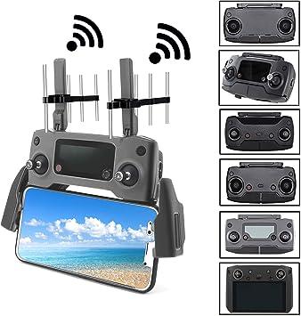 STARTRC Yagi-UDA Control Remoto Antena Amplificador de Rango de Amplificador de señal para dji Mavic Mini / Mavic 2 / Pro / Mavic Air / Spark / FIMI ...