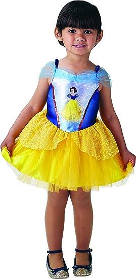 Rubies Disfraz Princesa Ballerina Blancanieves Talla única, niña ...