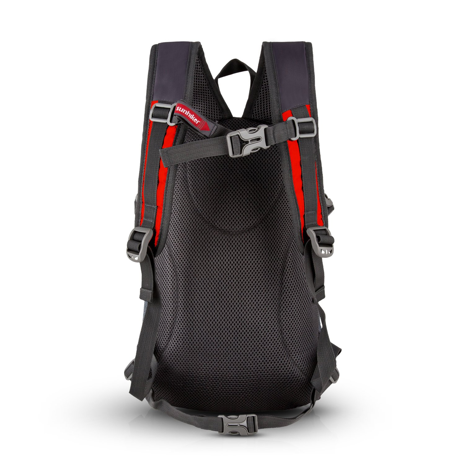 cd844ad3da Sunhiker Cycling Hiking Backpack Water Resistant Travel Backpack  Lightweight SMALL Daypack M0714 (red)  Amazon.co.uk  Sports   Outdoors