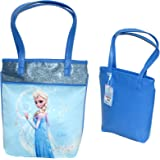 Disney Frozen Kid Girl Bag Handbag Shoulderbag Shopper School Office Pc