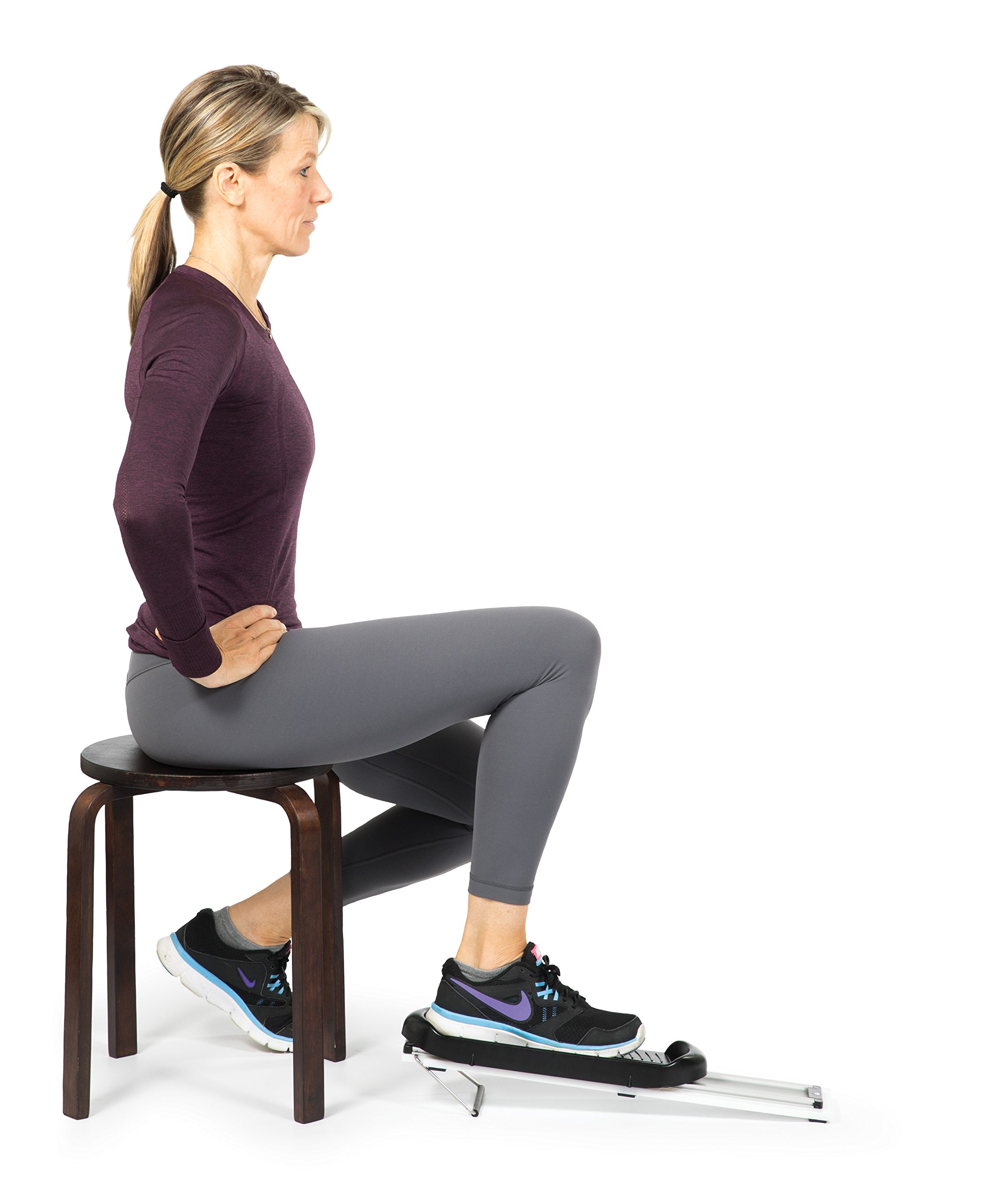 Knee Glide - An Exercise Tool for Therapy After Knee Replacement | Rehabilitation for ACL, PCL, Shoulder, Rotator Cuff Surgery, or Hip Replacement by OPTP (Image #3)