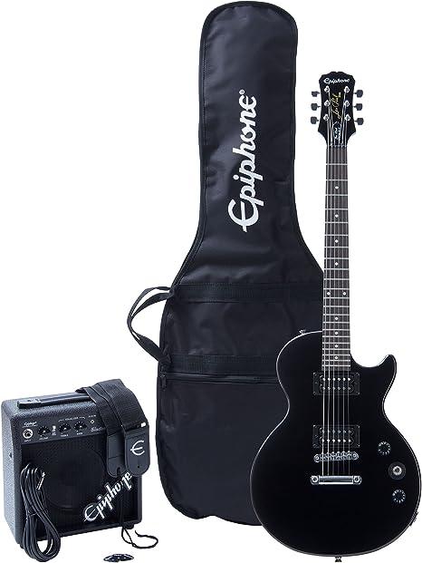 Epiphone PPEG-EGL1EBCH1-EU - Guitarra: Amazon.es: Instrumentos ...