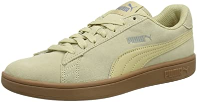 Puma Unisex-Erwachsene Smash V2 Sneaker  47 EURot (Red Dahlia-puma White)