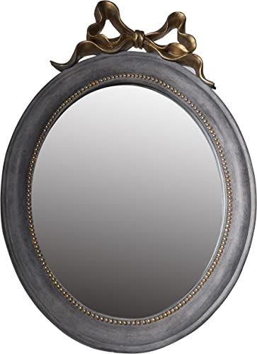 A B Home French Chic Vintage Wall Mirror
