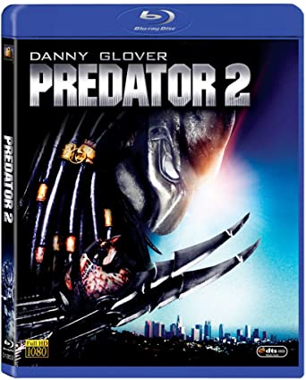 Amazonin Buy Predator 2 Dvd Blu Ray Online At Best Prices In
