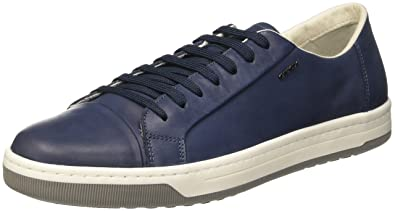 Men Uomo Ricky F Low-Top Sneakers Geox gOFdQw9