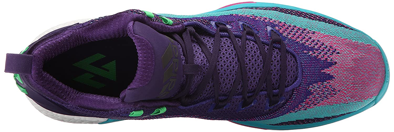 cheaper 090ce 9b3c9 Amazon.com   adidas Performance Men s J Wall Primeknit Boost 2.0 Basketball  Shoes, Dark Purple Blast Purple Shock Pink, 11.5 M US   Basketball