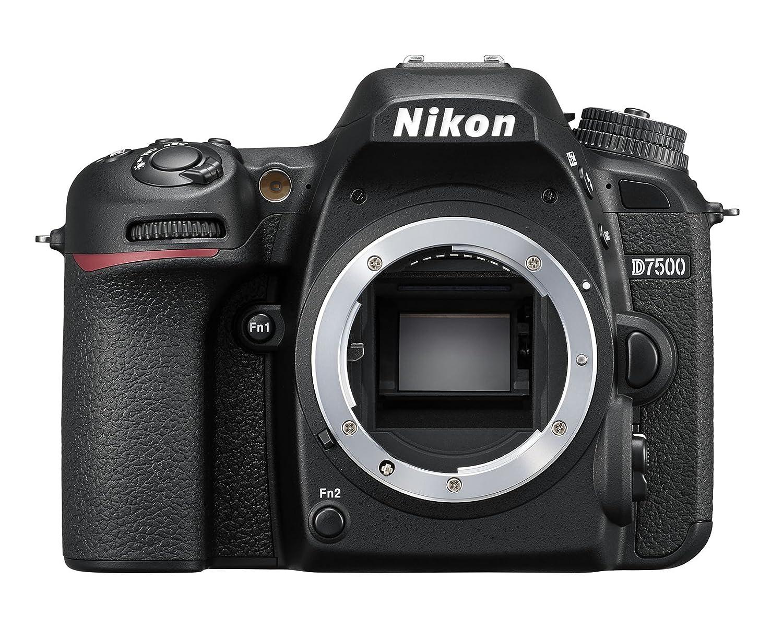 Nikon デジタル一眼レフカメラ D7500 ボディ 単体  B06ZYWZX3Q