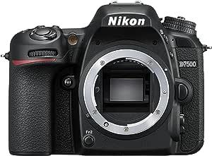 Nikon D7500 Cámara réflex Digital, 20.9 Mpx, SD de 8 GB 200 x ...