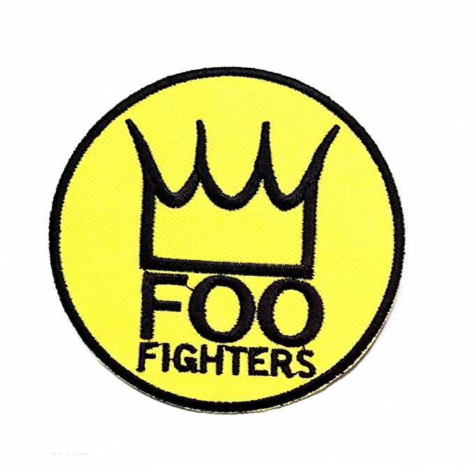 Yellow Foo Fighters Punk Rock Music Band Heavy Metal Punk Rock Logo