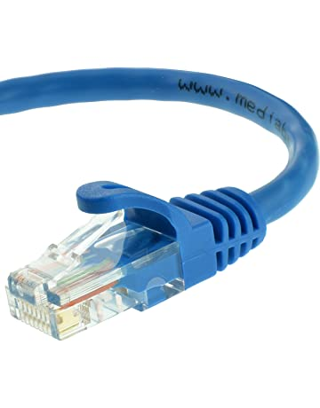 mediabridge ethernet cable (10 feet) - supports cat6/5e/5, 550mhz