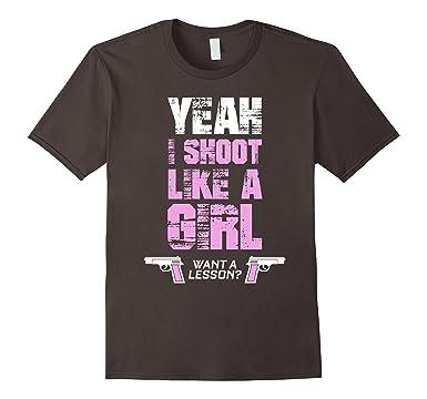 I Sparare Come Una T-shirt Ragazza 9ywxZ