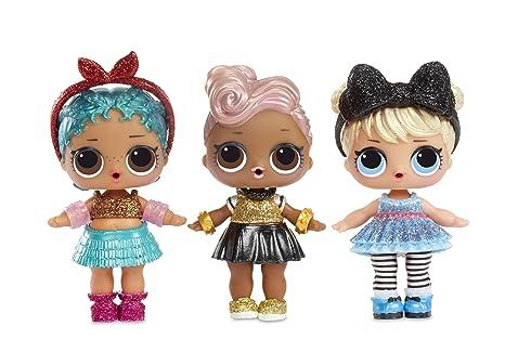 L O L Surprise Glam Glitter Doll Asst Series