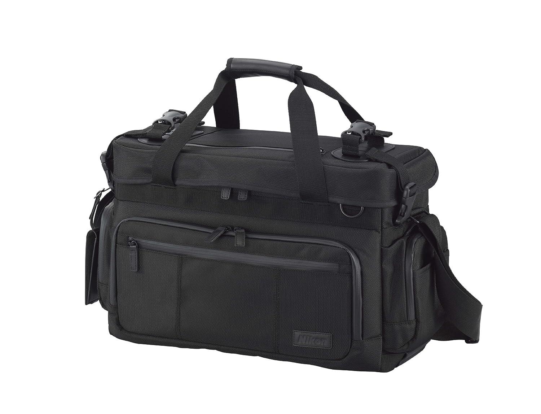 Nikon ショルダーバッグ シューティングマスターショルダーバッグL 18.9L レインカバー付 ブラック SMSL L(18.9L)  B00DFTD08M