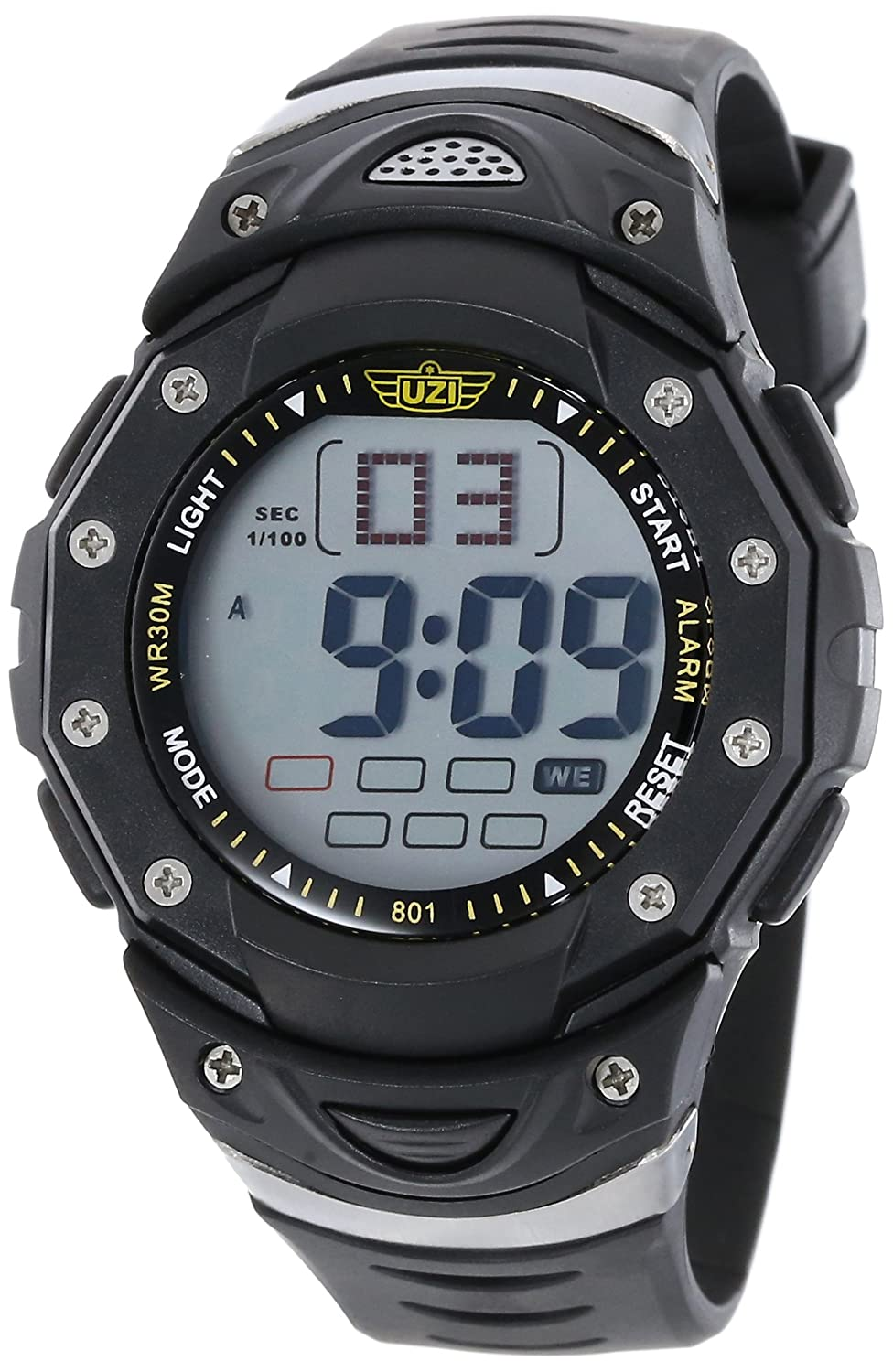 watches watch digital black sports active