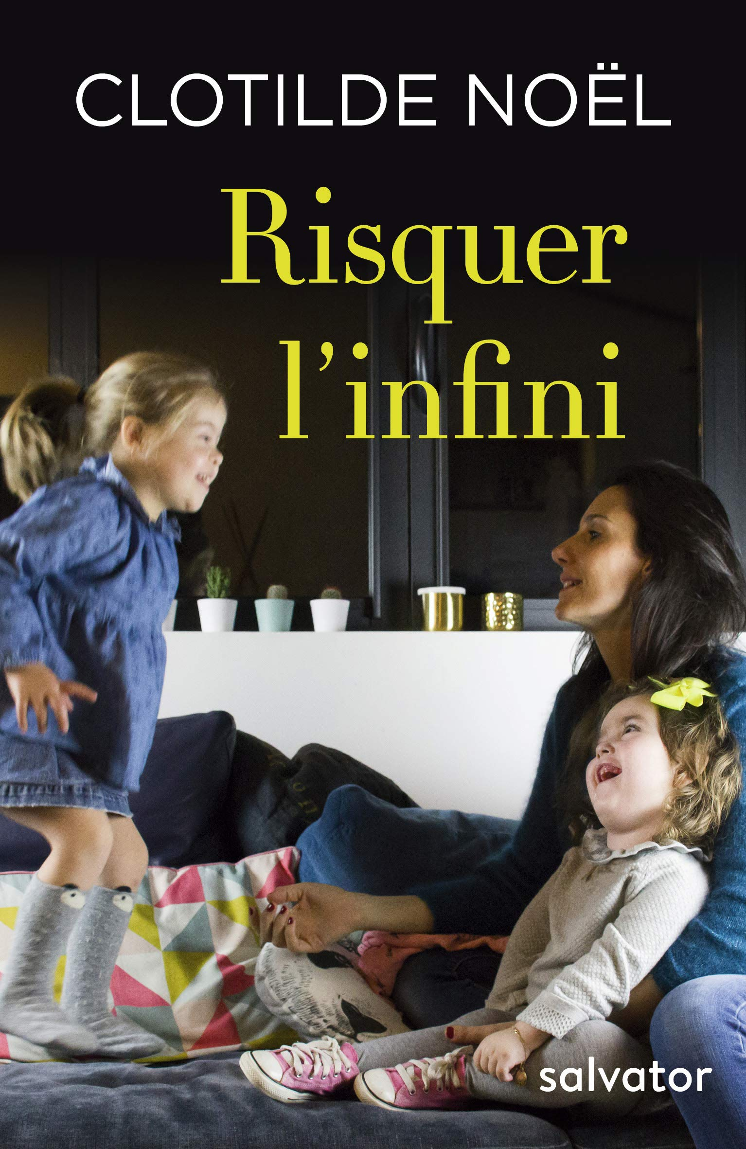 Clotilde Noel Risquer l'infini: Amazon.co.uk: Noël, Clotilde, Rougier, Stan
