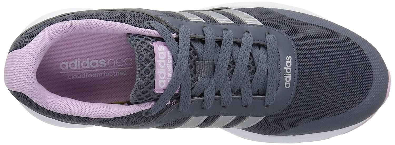 Adidas Neo Women's Cloudfoam Vs City W Running Shoe B01HSIGPV4 9.5 B(M) US|Onix/Silver/Light Orchid