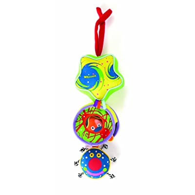 Whoozit Atachable Musical Pull Toy (Discontinued by Manufacturer) : Baby Musical Toys : Baby
