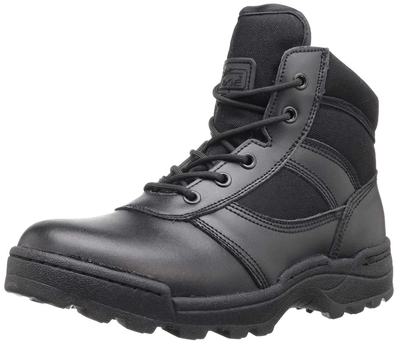 Ridge Footwear メンズ ブラック 6.5 D(M) US 6.5 D(M) USブラック B0085MB3RE