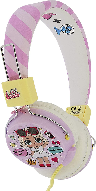 Otl Technologies Tween Kinder Kopfhörer Lol Glam Club Elektronik