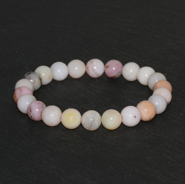 Pink Opal Stretch Bracelet