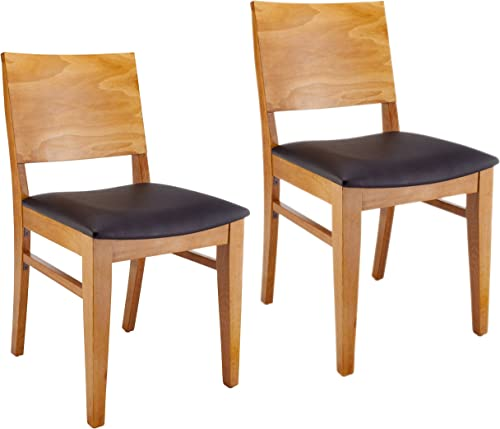 Beechwood Mountain Bsd-83Su-C Solid Beech Wood Side Chair