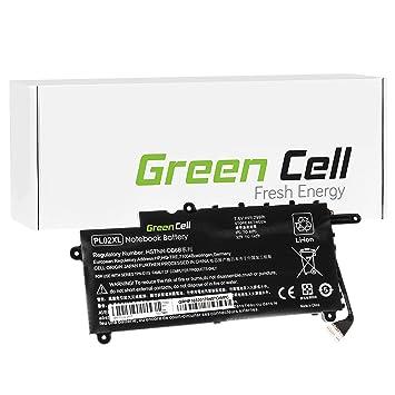 Green Cell® Batería para HP Pavilion x360 11-N002NS Ordenador (3800mAh 7.6V Negro): Amazon.es: Electrónica