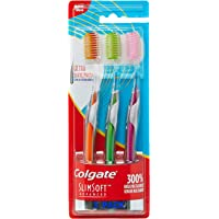 Escova Dental Colgate Slim Soft Advanced 3 unid