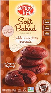 product image for Enjoy Life Double Choc Brownie Cookie Gluten Free (6x6 OZ)