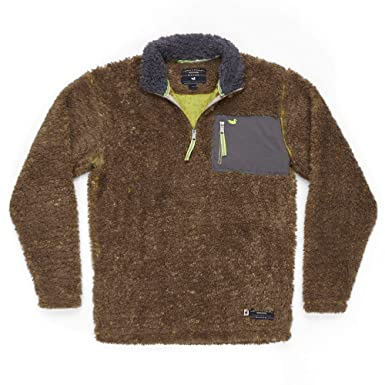 c7b96f77268 Southern Marsh Dorado Fleece Pullover at Amazon Men s Clothing store