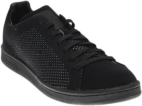 online retailer ecafe 68df1 adidas Mens Stan Smith PK Low Top Fashion Tennis Shoes Black 4 Medium (D)