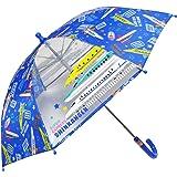 電でん傘 ブルー 45cm