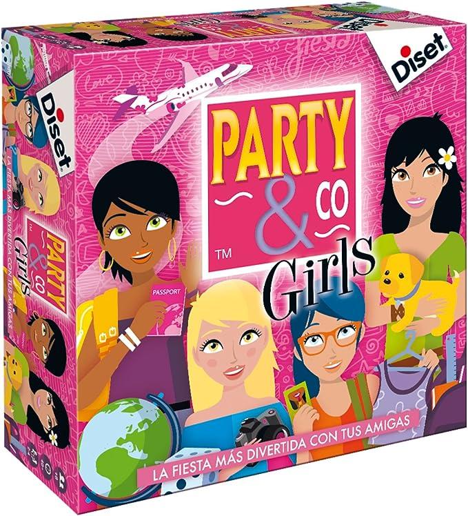 Diset 10107 - Party & Co. Girls 2: Amazon.es: Juguetes y juegos