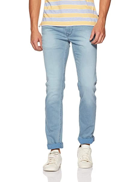c93e18f57e US Polo Association Men s Skinny Fit Jeans  Amazon.in  Clothing ...