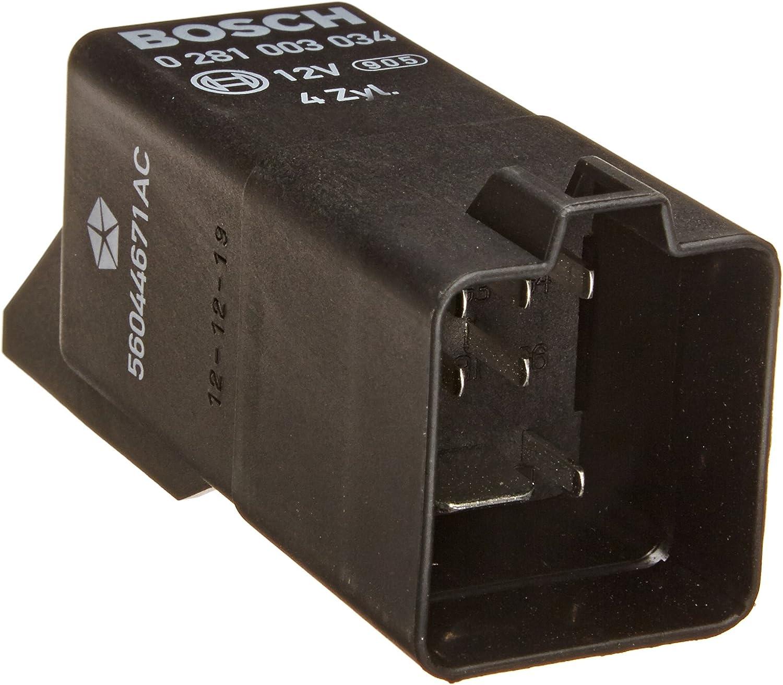 BOSCH Glow Plug 1pcs Fits VM 0250402003
