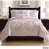Amazon Com Lemon Amp Spice York 7 Piece Comforter Set With