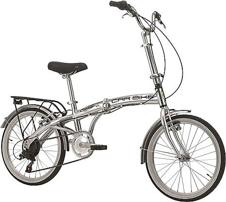 Bicicleta plegable ciclos Cinzia Car Bike Aluminium, estructura de ...