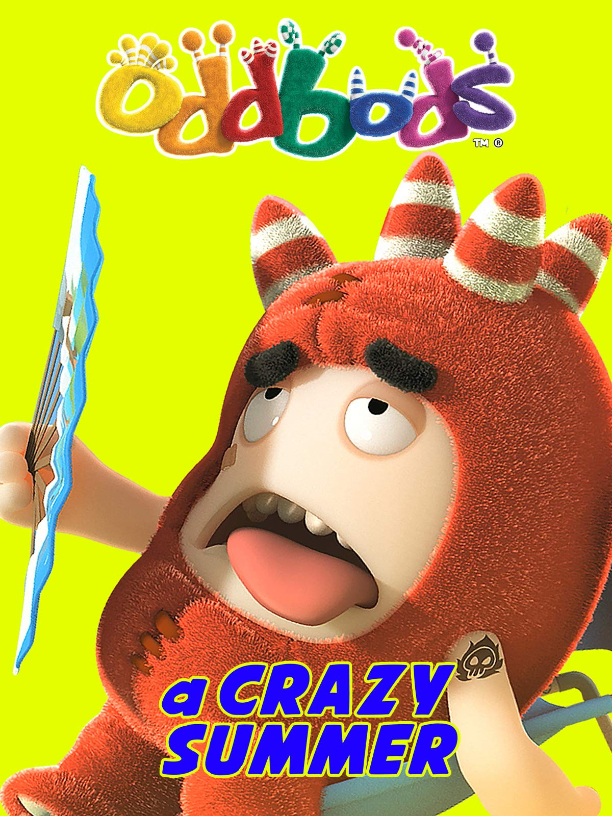 Oddbods - A Crazy Summer