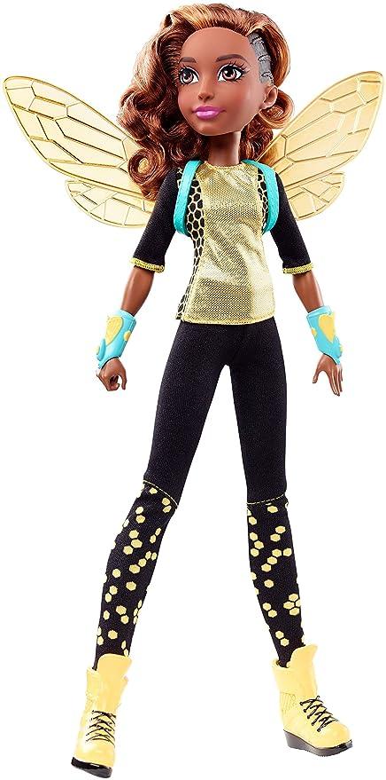 3747355955a8 Amazon.com  DC Super Hero Girls Bumble Bee 12
