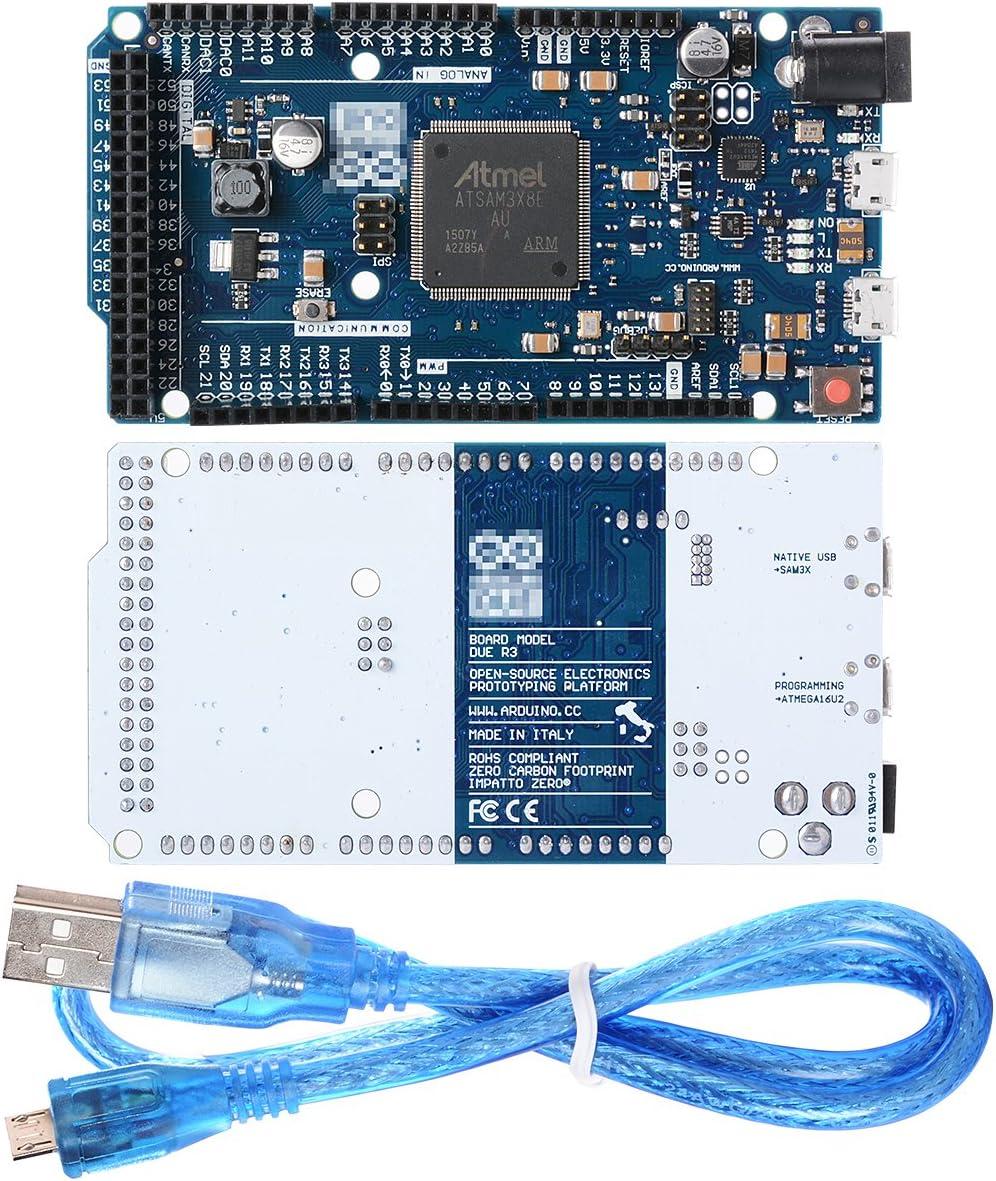 XCSOURCE per Arduino Due R3 SAM3X8E 32 bit ARM Cortex-M Control Board Modulo Cavo TE223